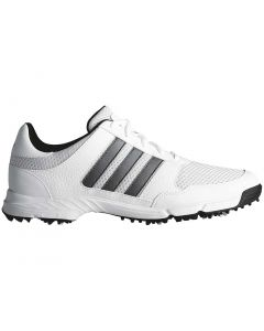 Adidas Tech Response Golf Shoes White/Silver/Black