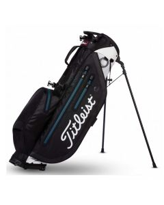Titleist 2019 Players 4 StaDry Stand Bag Black/White