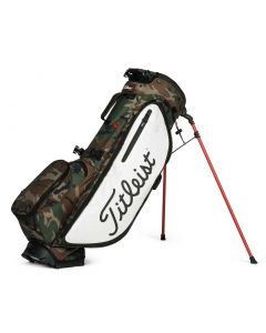Titleist Woodland Camo Players 4 Plus Stand Bag Camo