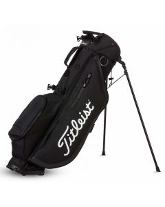 Titleist Players 4 Stand Bag Black/Black
