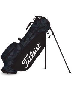 Titleist Ltd Black Camo Players 4 Stand Bag Hero