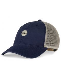 Titleist Montauk Mesh Hat Navy Bone