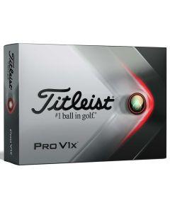 Titleist Pro V1x Golf Balls Packaging
