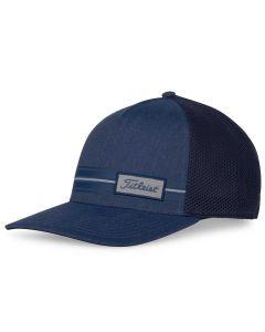 Titleist Surf Stripe Laguna Hat Navy Grey