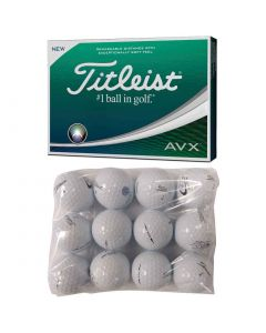 Titleist Prior Generation AVX Logo Overrun Bagged Golf Balls