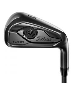 Titleist T200 Black Irons Hero