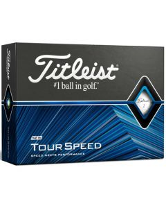 Titleist Tour Speed Golf Balls Box Right Face