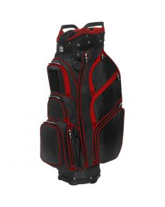 JCR TL650 Cart Bag Black/Red