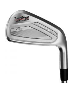 Tour Edge Exotics C721 Irons Hero