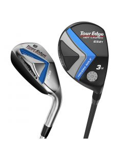 Tour Edge Hot Launch E521 Combo Iron Woods Hero