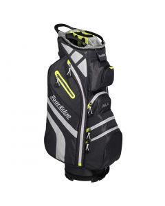 Tour Edge Women's HL4 Cart Bag Grey/Lime