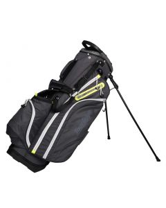 Tour Edge Women's HL4 Stand Bag Grey/Lime