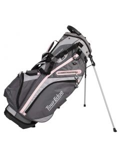 Tour Edge Womens Hot Launch Xtreme Stand Bag Silver Pixie