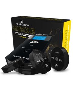 Training Aids Playmakar Pro Electrical Muscle Stimulator Box