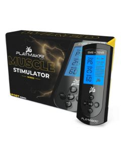 Training Aids Playmakar Sport Electrical Muscle Stimulator Box
