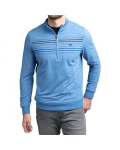 Travismathew Aviator Pullover Blue
