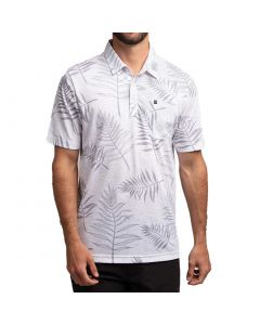 Travismathew Broken Arrow Polo White