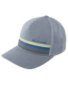 Travismathew Dolla Snapback Hat Blue