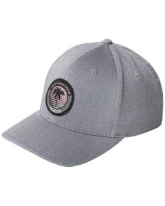 Travismathew Golden Light Fitted Hat Grey Front