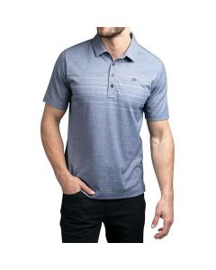 Travismathew Good Good Polo Indigo