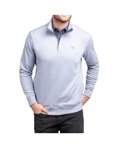 Travismathew Hideaway Pullover Light Grey