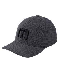 Travismathew Hot Mess Snapback Hat Charcoal
