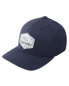 Travismathew Irregular Hat Dark Blue