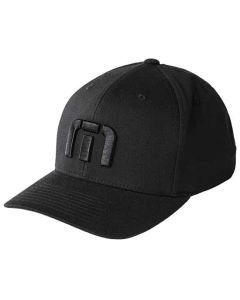 TravisMathew Leezy Snapback Hat Black