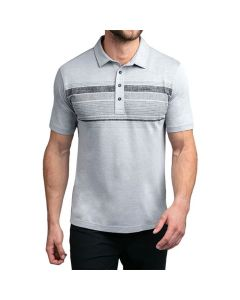 Travismathew Salty Air Polo Grey