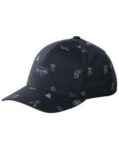 TravisMathew Sand Angel Snapback Hat