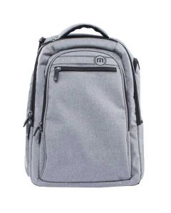 Travismathew The Go Backpack Grey Front