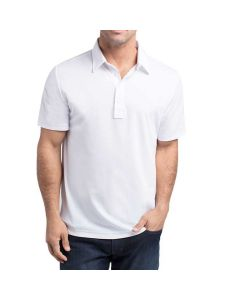 Travismathew The Ten Year Polo White