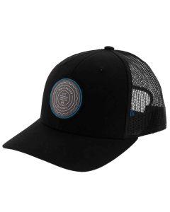 Travismathew Trip L Snapback Hat Black