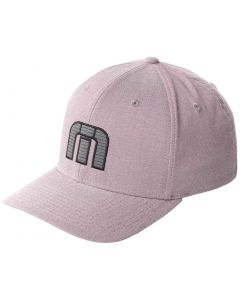 Travismathew What About It Fitted Hat Grey Front