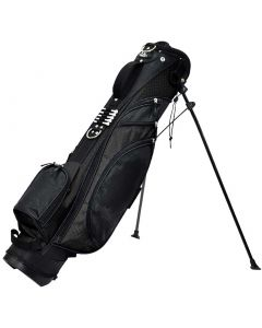 RJ Sports Typhoon Mini Stand Bag Black