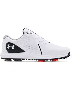 Under Armour Charged Draw RST Golf Shoes White