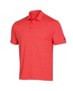 Under Armour Playoff Tour Stripe Polo Beta