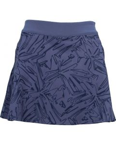 Under Armour Womens Flow Skort Blue Ink