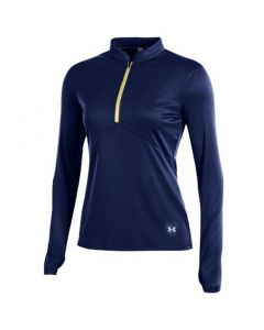 Under Armour Womens Swift Mock Pullover Academy