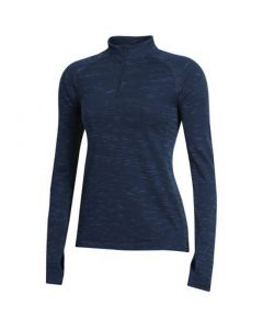 Under Armour Womens Threadborne Seamless Quarter Zip Academy