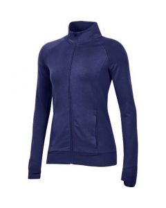 Under Armour Womens Vigor Full Zip Fleece Navy