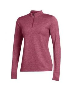 Under Armour Womens Zinger 2 0 Quarter Zip Impulse Pink