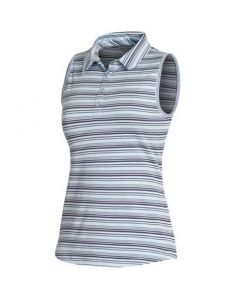 Under Armour Womens Zinger Velocity Polo Coded Blue