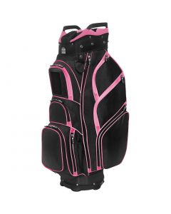 JCR Women's TL650 Cart Bag Black/Pink