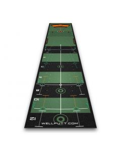 Wellputt 10-Foot High Speed Mat