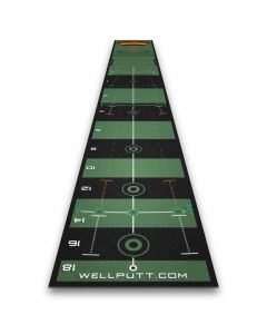 Wellputt 13-Foot High Speed Mat