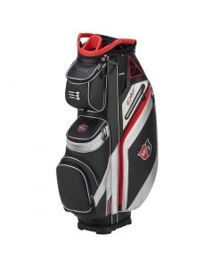 Wilson Staff EXO Cart Bag Black/Red