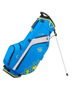Wilson Staff Feather Carry Bag Turquoise