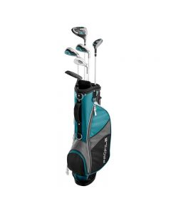 Wilson Staff Juniors Profile JGI Large Complete Set Teal