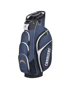 Wilson Staff 2019 NFL Cart Bag Los Angeles Chargers